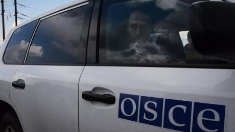 В ОБСЕ не знают, где сейчас находятся наблюдатели, выехавшие в Дебальцево