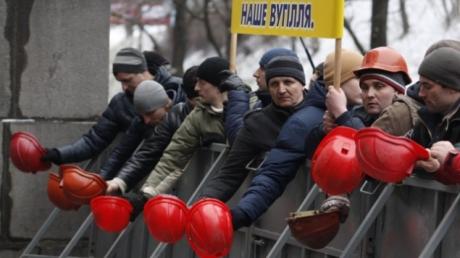 Минэнерго: в ближайшие дни получим 150 миллионов гривен на выплат зарплат шахтерам