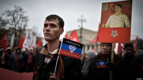 """В Сети показали, до чего докатился Донбасс в российской оккупации: """"Главное убедить, что им угрожают """"фашисты"""""""