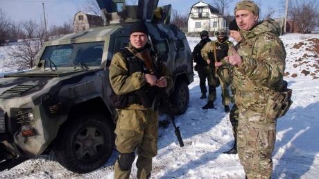 Хроника боевых действий в Донецке 15.02.2015 и главные события дня
