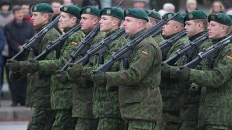 В Литве объявили бессрочный воинский призыв как защиту от агрессии кремлевских оккупантов