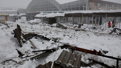 Снежная катастрофа в Макеевке, Донецке и Луганске: что не покажут по росТВ, и о чем молчат боевики - кадры