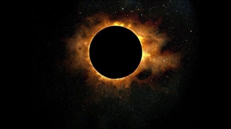 Солнечное затмения, 11 августа 2018, новости, астрономия, наука, космос, Земля, приметы