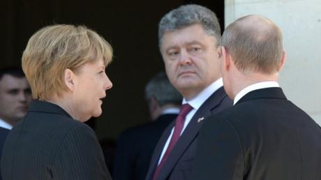 Почему Меркель не зовет Порошенко на встречу с Путиным и Макроном на саммите G20 в Гамбурге - журналист
