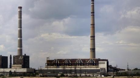 Углегорская ТЭС остановлена: закончился уголь