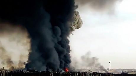 Взрыв в России: жителям РФ рассказали об опасной радиации – видео
