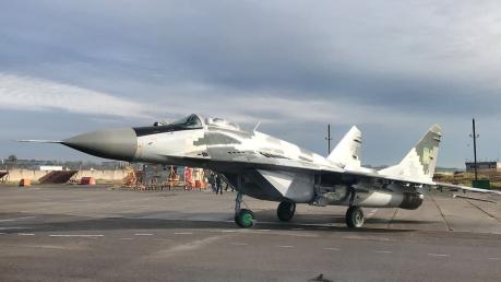 Испытания, МіГ-29МУ2, ракет Х-29.