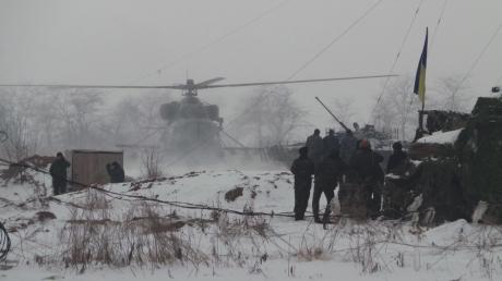 """Батальон """"Азов"""": Противник 7 раз атаковал окрестности Мариуполя, погиб один военнослужащий"""