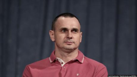 Украина, политика, россия, обмен пленных, сенцов, голодовка