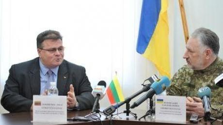 МИД Литвы: Украина на передовой борьбы за европейские ценности