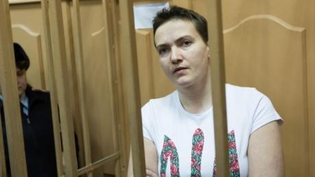 Правозащитник: У Савченко появились проблемы с почками