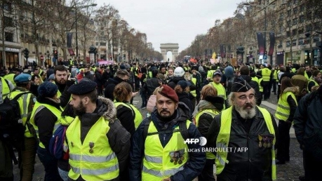париж, франция, протесты, донбасс, война, днр, лнр