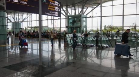 Консул Израиля огорчен недостатками системы безопасности в аэропортах Украины