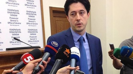 В Генпрокуратуре взяли под стражу заместителя Шокина Виталия Касько
