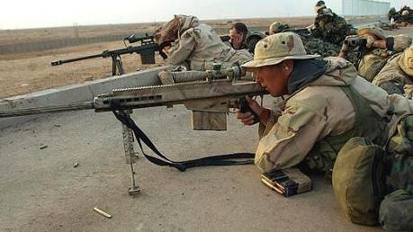 """""""ИГИЛ"""" неудачно штурмовала базу пехотинцев США в Ираке"""