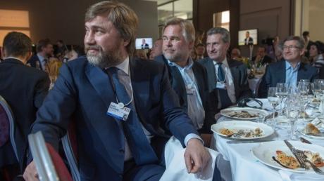 """Сепаратист Новинский хочет """"мира"""": экс-регионал во главе очередного пророссийского движения"""