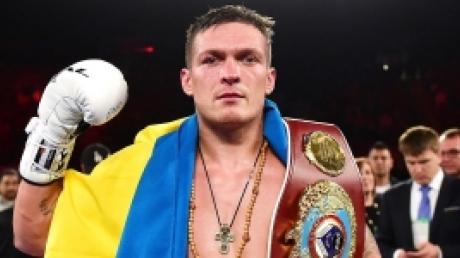 Александр Усик, бокс, новости, чемпион, бой, Беллью, Крым, Украина, Россия, гражданство