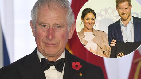 """""""Он может этого не перенести"""", - Меган Маркл запретила принцу Гарри лететь к больному коронавирусом отцу Чарльзу"""