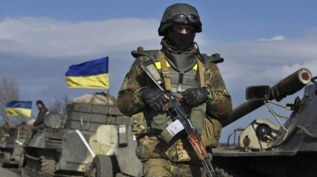 В Минобороны Украины рассказали, как в районе оккупированного Донецка 6 воинов АТО получили ранения разной степени тяжести