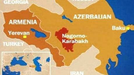"""""""Распятый мальчик"""" переехал в Карабах"""