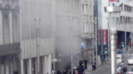Серия терактов в Брюсселе: разведка Бельгии узнала об угрозе за сутки до взрывов