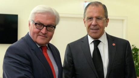СМИ: Лавров встретится со Штайнмайером 7 февраля из-за ситуации в Украине