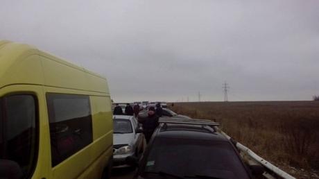 Главарь 'ДНР' Захарченко не собирается закрывать обстреленный КПП 'Еленовка'