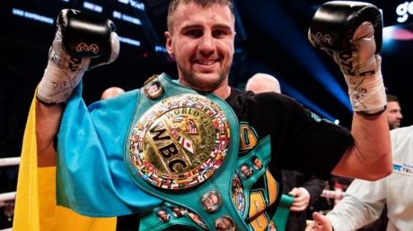 Украина, спорт, бокс, гвоздик, франция, США, бой, победа, видео