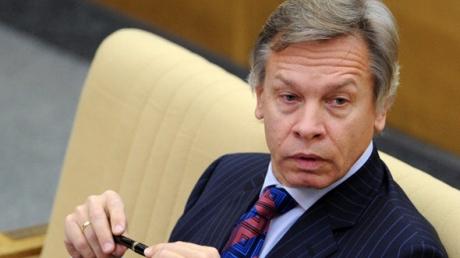 Пушков: поставки оружия Киеву из США маловероятны