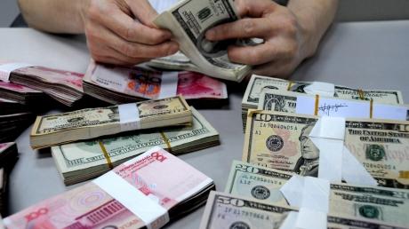 Торги на межбанке открылись на отметке 27,00-28,50 грн/долл.