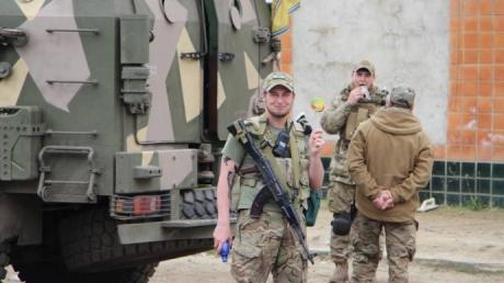 Антитеррористические группы приступили к патрулированию улиц Одессы - СБУ