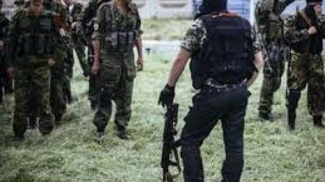 """""""днр"""", перестрелка, террористы, донецк, стрельба в донецке, происшествия, украина"""