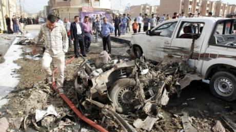 В столице Ирана прогремел мощный взрыв на многолюдном рынке: десятки пострадавших
