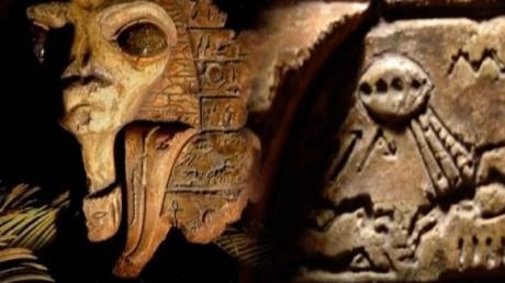 инопланетяне, пришельцы, внеземные цивилизации, вторжение, человечество, космос, новости науки, Египет, мумии, кадры, видео, Древний Египет
