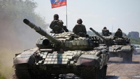 Боевики в зоне АТО устроили адский обстрел ВСУ танками и запрещенной артиллерией