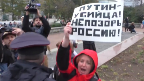Путин не только угробил свою страну, но и убил тысячи людей по всему миру - Бригинец