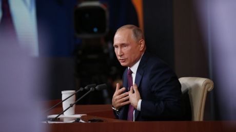 путин, санкции, россия, сша, DASKA-2019