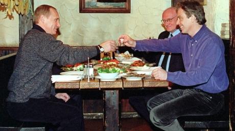 Россия, Путин, Песков, Встреча, MI6, Ричард Дирлав.