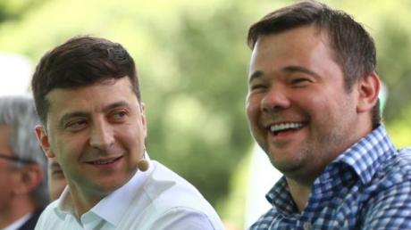У Зеленского открестились от встречи с Кислиным, который помогал Януковичу отмывать миллионы долларов