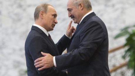 Лукашенко: Мы с Путиным не только братья родные, но и друзья