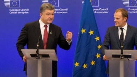 Уже все готово для стратегии по деоккупации Крыма: Порошенко сделал громкое заявление в рамках саммита Украина - ЕС