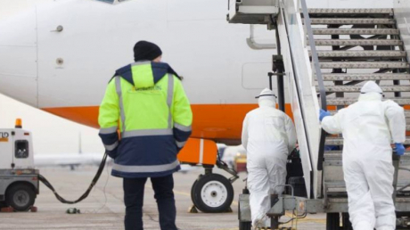Шмыгаль дал приказ о срочной эвакуации украинцев из охваченной пандемией Италии