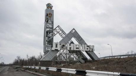 """Украинка, побывавшая в Донецке: """"Что Вам рассказать? Там все очень плохо, я не знаю, как так можно жить"""""""