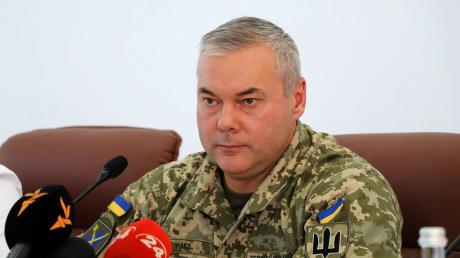 Сергей Наев, АТО, ООС, новости, Украина, армия, ВСУ, Донбасс, террористы, оккупация