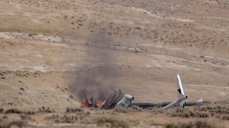 Война в Карабахе: Азербайджан сообщает о сбитии еще трех БПЛА Армении