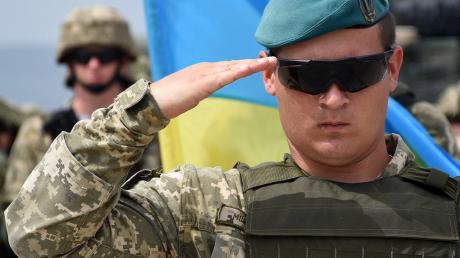 ВСУ, украина, морпех, наев, воронченко, ООС