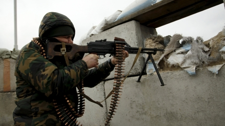 Огонь на линии фронта не прекращается: террористы интенсивно обстреливают Авдеевку и Станицу Луганскую