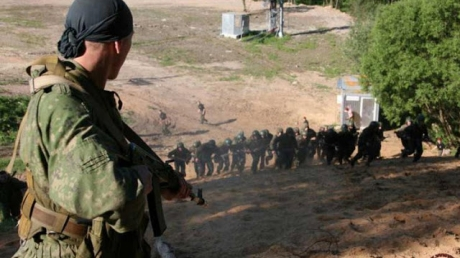 Армия РФ несет потери в Сирии: российский спецназовец был растерзан боевиками ИГИЛ близ Пальмиры