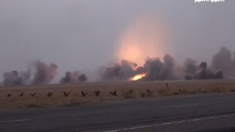 Боевики обстреляли позиции сил АТО «Градами» из Докучаевска и Еленовки, - Тычмук