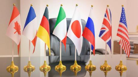 Украина, Россия, США, Макрон, Трамп, Возвращение, g8.